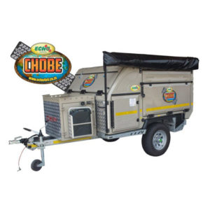 Chobe off-road caravan