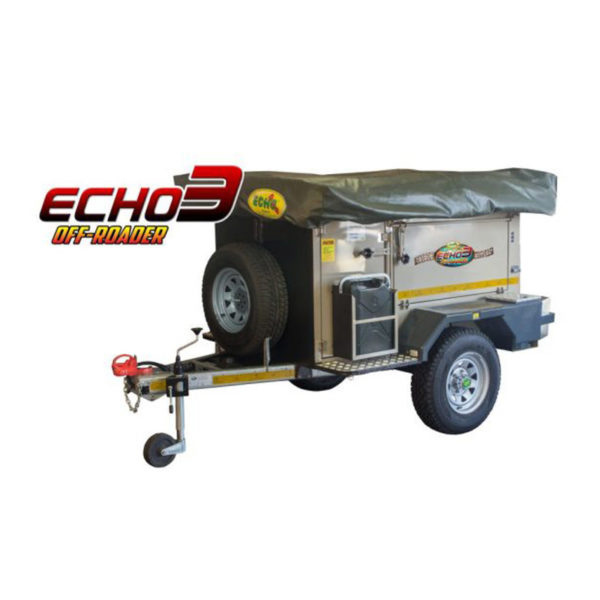 Echo 3 Off-road Trailer