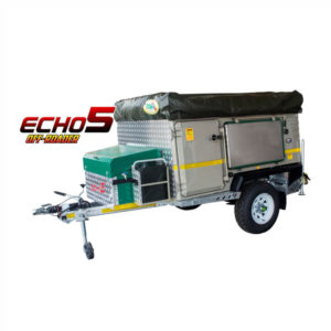Echo 5 Off-road trailer