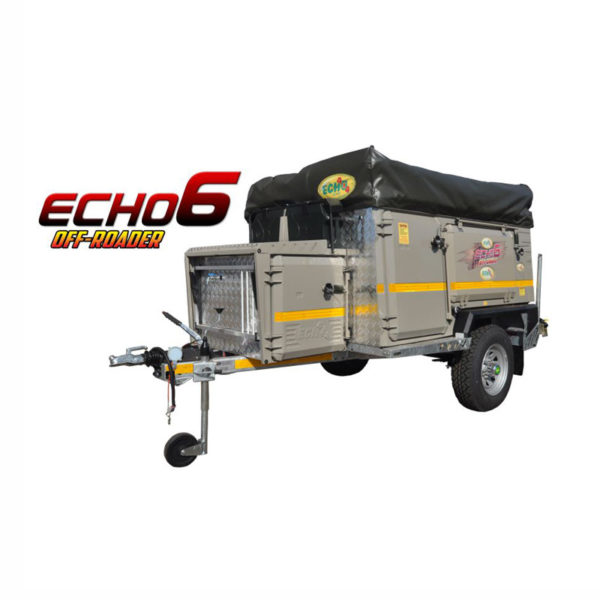 Echo 6 Off-road Trailer