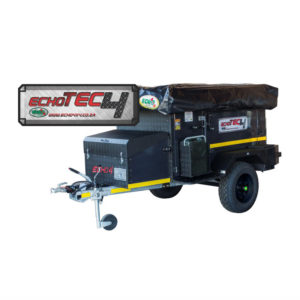 Echo Tec 4 Off-road Trailer