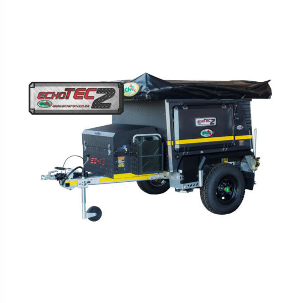Echo Tec 2 Off-road trailer