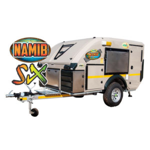 Namib SX Off-road Caravan