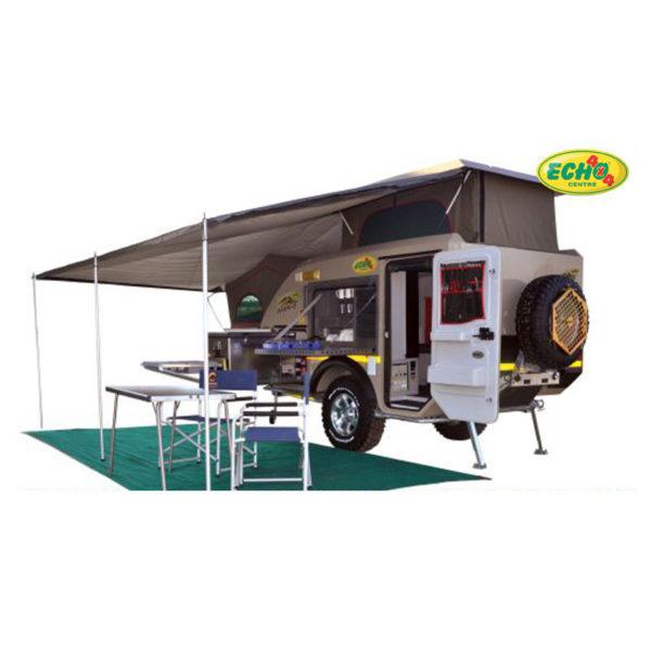 Namib SX Off-road Caravan
